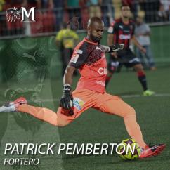 PATRICK PEMBERTON