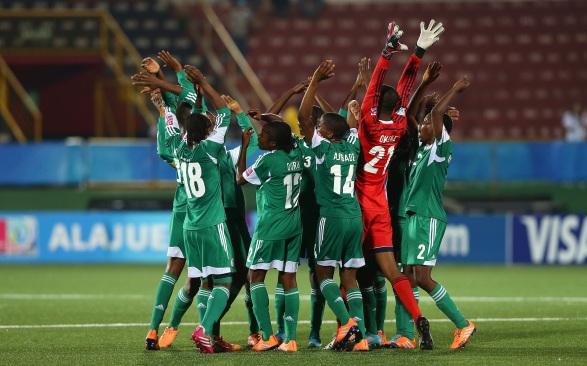 China PR v Nigeria: Group D - FIFA U-17 Women's World Cup Costa Rica 2014