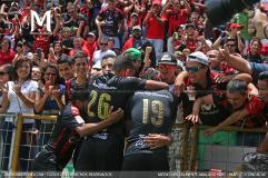 Equipo y afición en una misma sintonía l Fotografía por Diego Díaz / DiarioManudo.com